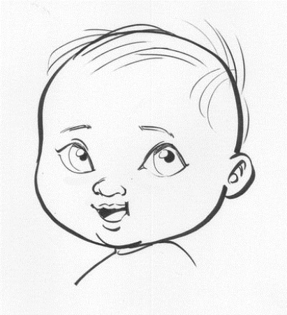 Optische Taeuschungen in addition Lesson Seven How To Draw Babies as well HOWTOVariousChibiChibiHeadAngle together with How To Draw Elsa From Frozen jrguq further Emo Girl Smudget Eyeliner Look. on how to make eyes look bigger