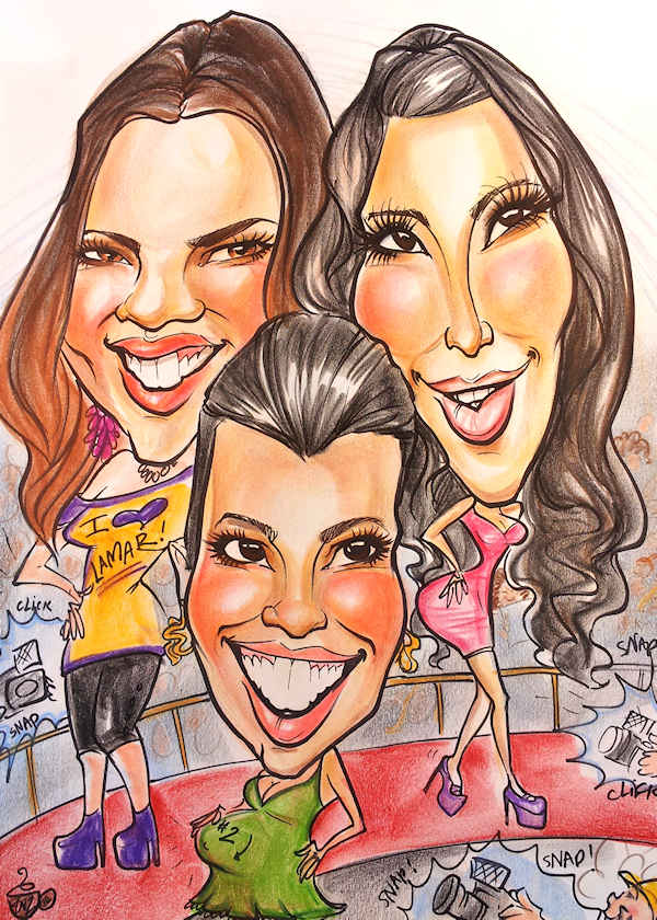 "Kim Kardashian labelled ""airhead"" and ""moron"" after ...  |Kim Kardashian Cartoon"